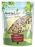 California Organic Walnuts by Food to Live (Raw, No Shell, Kosher, Natural, Bulk) - 2.5 Pounds