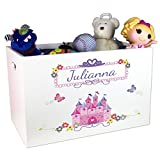 Product review for Girl's Personalized Princess Toy Box