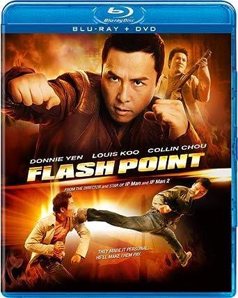 Flash Point (2007) 480p Dual Audio BRRip Esub 300 MB