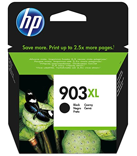 HP T6M15AE 903XL High Yield Original Ink Cartridge, Black, Pack of 1