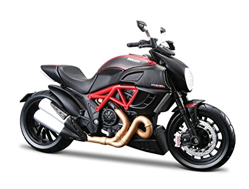 Ducati Diavel Carbon Scale Model, Coming Events