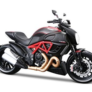 Ducati Diavel Carbon Scale Model