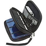 Gadgets World Two Compartment Carry-All Case for Nintendo 3DS XL