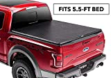 TruXedo Truxport Soft Roll-up Truck Bed Tonneau Cover | 297701 | fits 15-19 Ford F-150 5'6' Bed