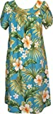 Product review for RJC Womens Full Bloom Tropical Muumuu Dress