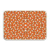 Kawaii Tampons Pattern Indoor/Outdoor Doormat Anti-Skid Entrance Rug Floor Mat Home Decor Outside Doormat 16 X 24 Inch