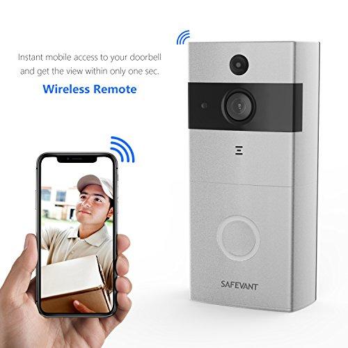 Video Doorbell With Recording