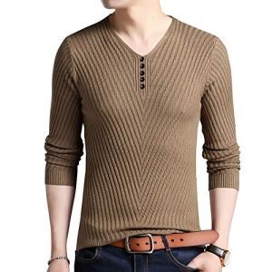 NanGate Sweater Men Clothes Winter Thick Warm Sweaters Button Pullover Men Jersey Hombre 118