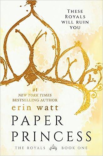 Paper Princess Book Cover