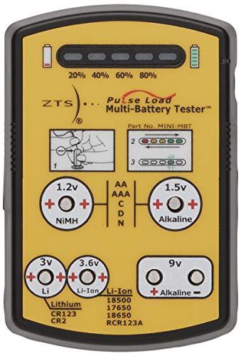 ZTS - Mini Multi-Battery Load Tester Mini-MBT