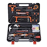 82 Household Tool Set Multi-Function Hardware Toolbox Electrician Woodworking Repair Manual Tool Combination Set