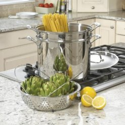 Cuisinart 4-pc 12-Quart Pasta Steamer Set