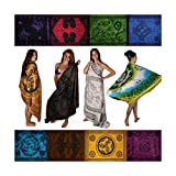 Sarongs, Assorted. Celtic/Tribal, Best Sellers. Free Gift!