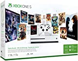Consola Xbox One S, 1TB + Game Pass 3 Meses + Live 3 Meses - Bundle Edition