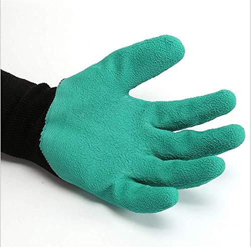 Kayos Garden Gloves with Claws for Digging & Planting 4