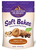 Old Mother Hubbard Gourmet Goodies Soft Bakes Natural Dog Treats, Peanut Butter & Carob, 6-Ounce Bag