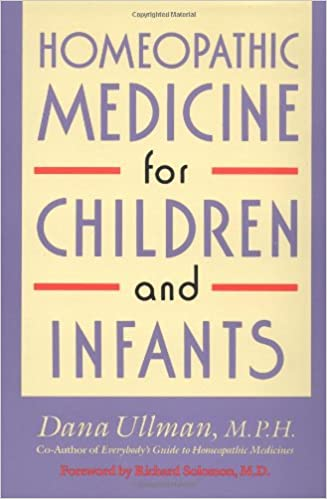 Homeopathic Medicine for Infants and Children
