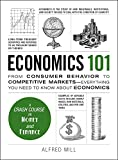 A Crash Course in the Study of Production and Consumption!Too often, textbooks turn the noteworthy details of economics into tedious discourse that would put even Joseph Stiglitz to sleep. Economics 101 cuts out the boring explanations, and instead p...