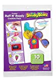 Shrinky Dinks Creative Pack 10 Sheets Frosted Ruff n' Ready