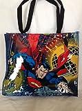 Superman Mini Reusable Tote Bag 7x8