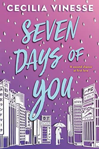 Seven Days of You by [Vinesse, Cecilia]