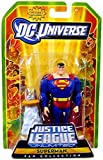 DC Universe Justice League Unlimited Fan Collection Action Figure Superman Includes Mini Kandor