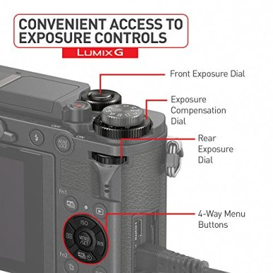 Panasonic-LUMIX-GX9-4K-Mirrorless-ILC-Camera-Body-with-12-60mm-F35-56-Power-OIS-Lens-DC-GX9MK-USA-Black