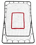 SKLZ PitchBack Baseball and Softball Pitching Net and Rebounder