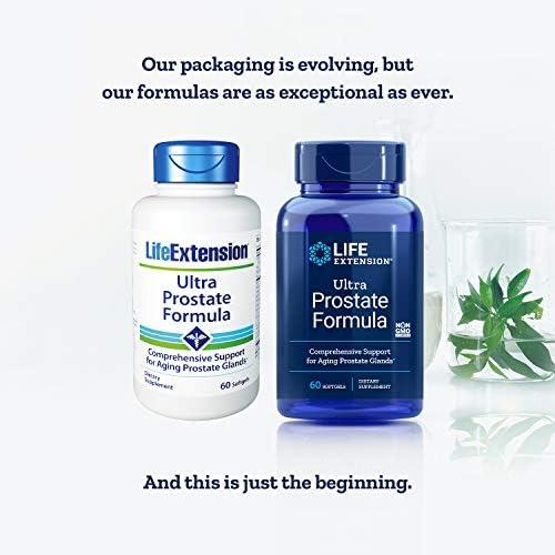 Life Extension Ultra Prostate Formula, 60 Softgels 2