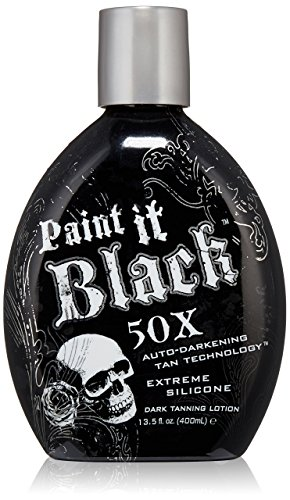 Millennium Tanning Paint It Black 50X,13.5 Oz