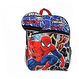 Personalized Superhero Backpacks (Spider Man)
