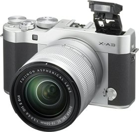 Fujifilm-X-A3-Mirrorless-Camera-XC16-50mm-F35-56-II-Lens-Kit-Silver