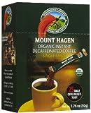 Mount Hagen Organic Instant Decaffeinated Coffee, 25-Count Single Serve Sticks, 1.76 Oz