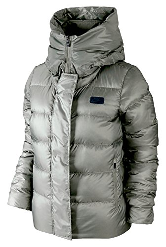 812Kq4LmhwL Fabric: Body/lining: 100% polyester. Fill. Minimum 75% grey duck down. Full-coverage hood ,Machine wash Snap storm flap and DWR
