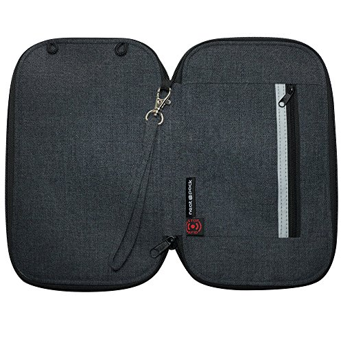 0648f9edc7a6 NeatPack RFID Travel Wallet, Document Organizer & Passport Holder ...