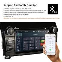 8-Core-in-Dash-Android-10-Double-Din-9-Inch-Capacitive-Touch-Screen-Car-Stereo-Video-Receiver-Player-GPS-Navigation-with-Bluetooth-for-Toyota-Tundra-Sequoia-Multi-Media-7-Color-Button-Illumination