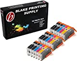 Blake Printing Supply 18 Pack Compatible Ink Cartridges for PIXMA iP8720, MG6320, MG7120, MG7520
