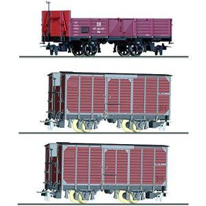## HOe wagon set DR bestehend aus zwei gedeckten Güterwagen 51ba9 2BM4CXL