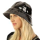 Product review of SK Hat shop All Season Waterproof Rain Foldable Bucket Fisherman Adjustable Hat Cap