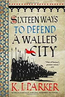 Image result for Sixteen Ways to Defend a Walled City amazon