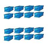Ikea Frakta Storage Bag,Extra Large - Blue - 4 PACK (16 Pack)