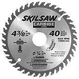 SKIL 75540 4-3/8-Inch by 40T Carbide Flooring Blade