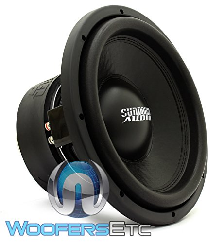 SA-12 D2 REV.3- Sundown Audio 12' 750W Dual 2-Ohm SA Series Subwoofer