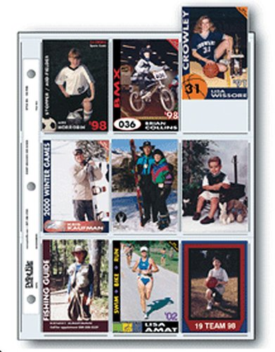 Print-File-Pkg-25-Archival-120-Negative-Preservers-Holds-9-Individual-6x7-Sleeved-Negatives-or-18-collectable-Cards-or-2-12-x-3-12-Wallet-Size-Prints