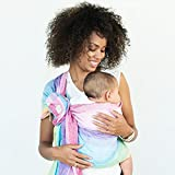 Líllébaby Ring Sling w/Removable Pocket, Rainbow