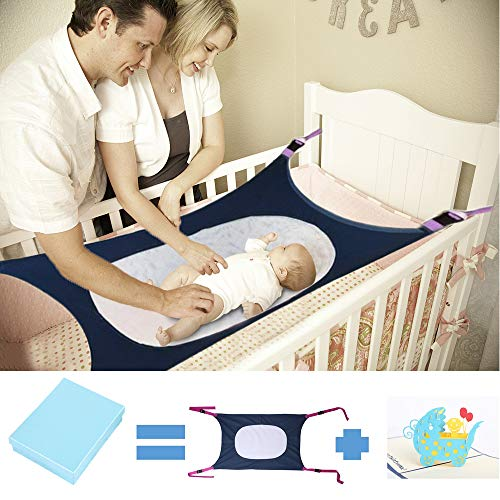5170310259e Newborn Baby Hammock for Crib Kids Hammock Baby Crib Hammock for Crib  Bassinet Hammock Bed Infant