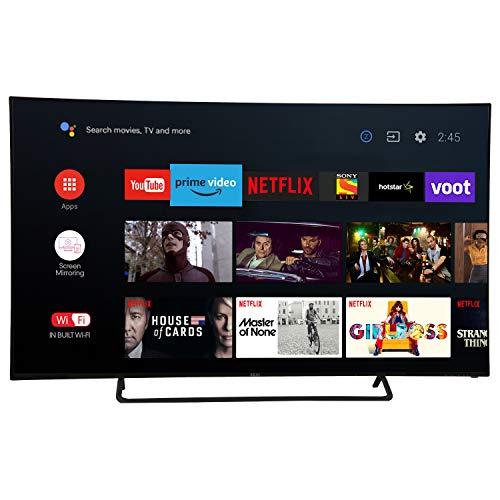 Akai 164 cm (65 Inches) 4K Ultra HD Smart LED TV AKLT65U-DS73K (Black) (2018 Model) 1