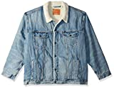 Product review for Levi's Men's Big and Tall Sherpa Trucker Jacket