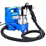Goplus Electric Paint Sprayer Gun W/Hose Cooling SYS 650W