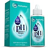 Alkaline Water Drops With Natural Antioxidant 2oz, Water Purifier Filter Filtration, Supports Detox Cleanse, Weight Loss & Immune System Promotes A Healthy Alkaline Diet, pH Balance For Drinking Water